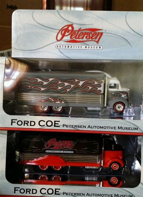 Hotwheels Ford Coe Petersen Automotive Museum 17 best images about c o e trucks on chevy chevy trucks and ford trucks