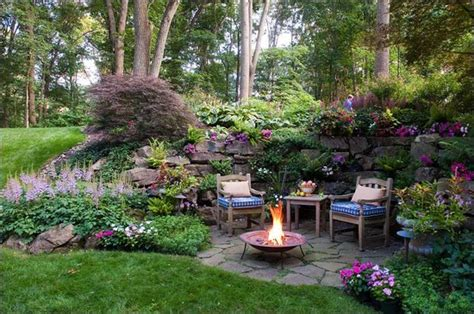 Steep Slope Landscaping Google Search Flowers Steep Slope Garden Ideas
