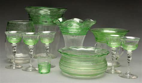 steuben barware steuben glass varieties and patterns