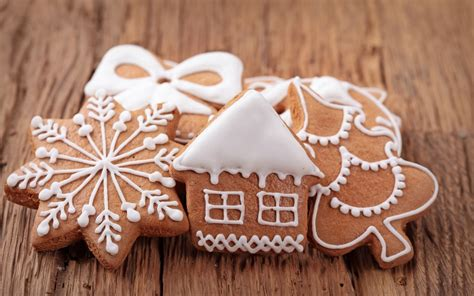 christmas wallpaper gingerbread new year gingerbread ornaments wallpapers new year