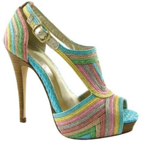 Wedges Platform Hitam pleaselovemeunconditionally open toe heels