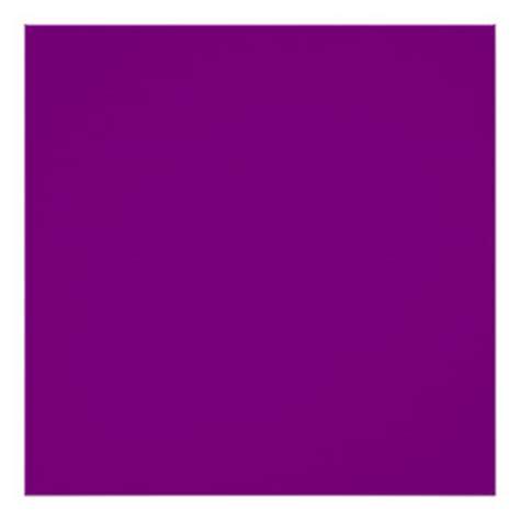 deep purple color solid dark purple color posters zazzle
