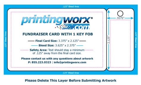 fundraising cards templates fundraising card templates by printingworx