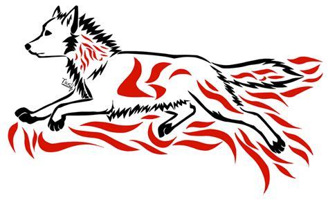 tribales de fuego espectaculares en blanco y negro y con