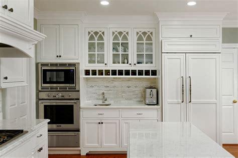 peninsula island kitchen alexandria white kitchen with peninsula island