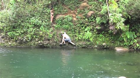 kauai rope swing jungle rope swing kauai hawaii 2014 day 8 part 3
