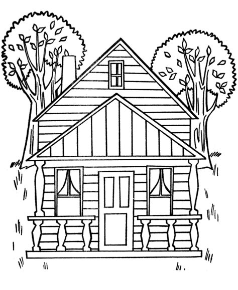 monster house coloring pages coloring home