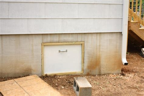 crawl space door foundations crawl space access door home ideas collection crawl space access door can they