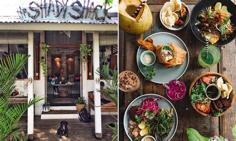 places  eat tasty plant based food  bali