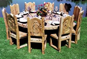 Western Dining Room Furniture Western Dining Tables Custom Dining Table Cabin Dining Table Lodge Dining Room Sets