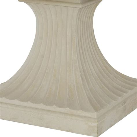 Column Pedestal Base Pat Concrete Column Pedestal Base Outdoor Dining