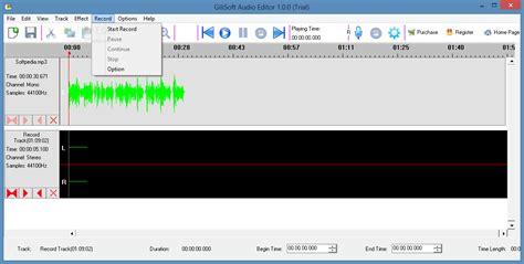 Gilisoft Editor gilisoft audio editor 1 7 0