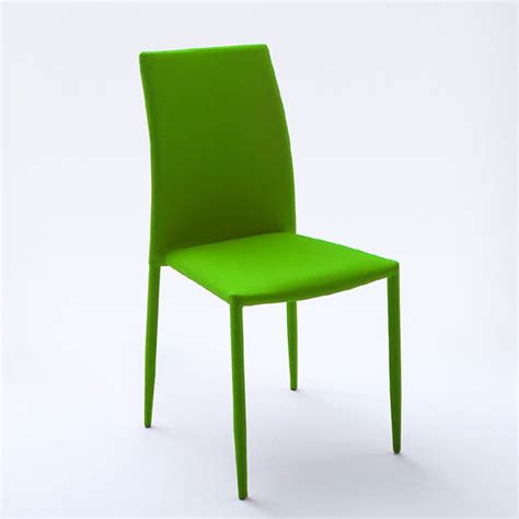 mila upholstered green dining chair 21903 furniture in