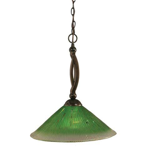 Onyx Pendant Lighting Filament Design Concord 1 Light Onyx Pendant With Kiwi Green Glass Cli Tl5013958 The