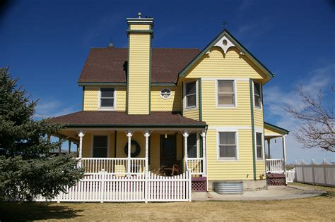 Yellow Home by Yellow House Mike S Look At