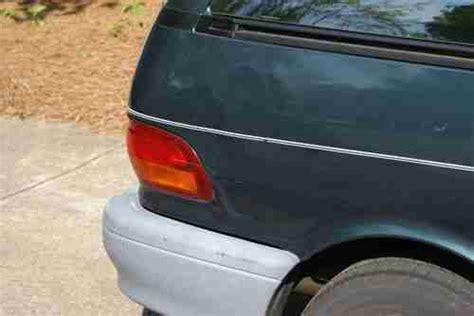 Toyota Estima Roof Rack by Buy Used 1994 Toyota Previa With Tow Package And Roof
