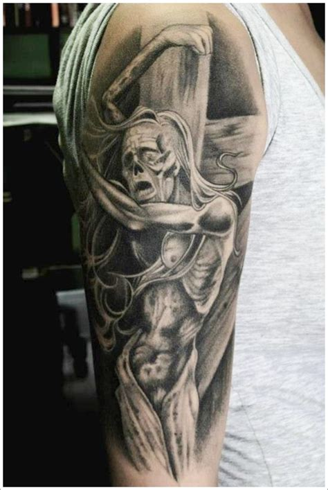 zombie tattoo meaning skull zombie tattoo designs and meaning for men on sleeve