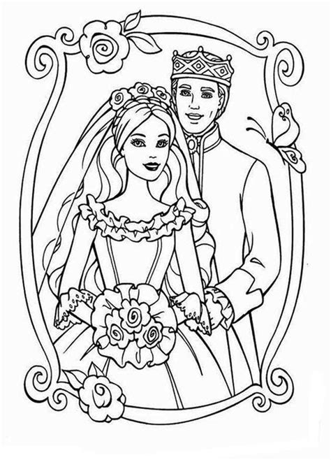 wedding coloring pages free 26 awesome free wedding coloring pages human category