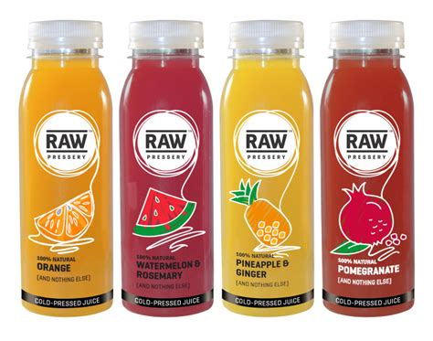 Shelf Of Cold Pressed Juice by Indian Juice Company Pressery Soaks Up 4 5m In New