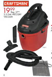best black friday tool chest deals craftsman 2 5 gal wet dry vacuum friday only