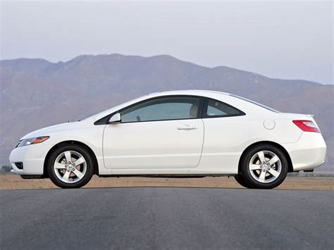 2006 honda civic coupe mpg honda civic coupe si specs 2006 2007 2008 autoevolution