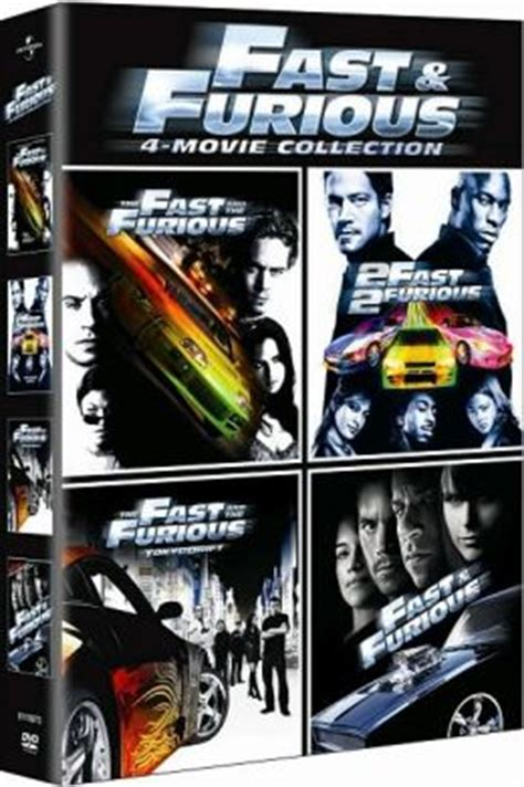 fast and furious movies in order fast furious 4 movie collection by universal studios