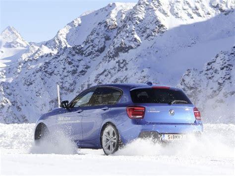 Bmw 1er Automatik Im Winter by Bmw 1er Reihe Xdrive Fahrbericht Auf Schnee Auto