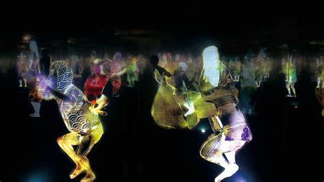 design art festival tokyo teamlab immerses city in digital installations including
