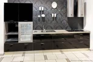 Modern Black Kitchens » Ideas Home Design