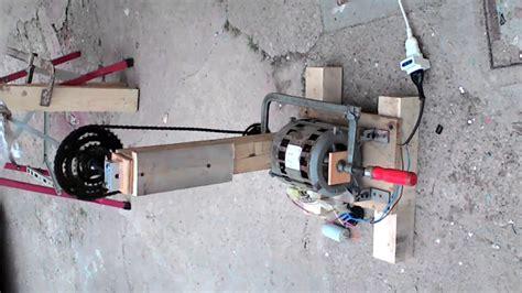 Motore Lavatrice Funzionamento by Giraarrosto Con Motore Lavatrice