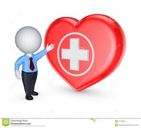 imagenes motivacionales medicina peque 241 a persona 3d y s 237 mbolo de la medicina imagen de