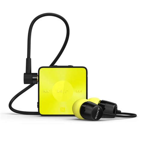 Headset Sony Sbh Buy Sony Sbh 20 Bluetooth Headset Yellow At Best