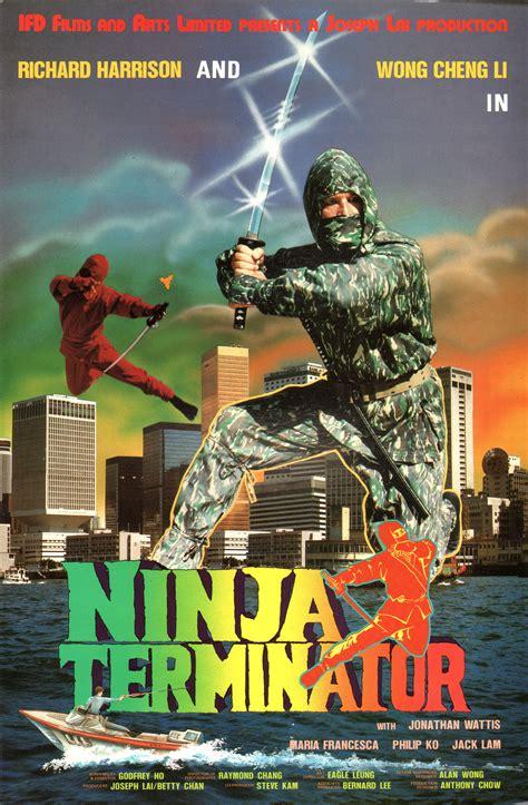 ninja terminator  loft cinema