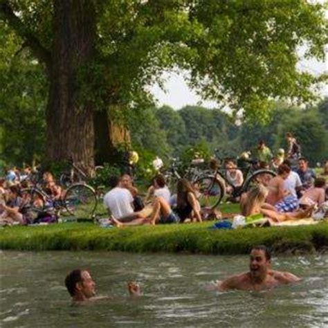 Englischer Garten Munich Opening Hours by Munich Travel Tourism Munich