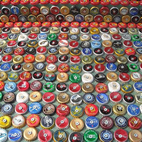 bottle cap end table top top view i really need to