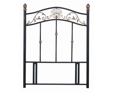 Black Metal Headboard by 4ft 6 Black Metal Headboard Special Offer