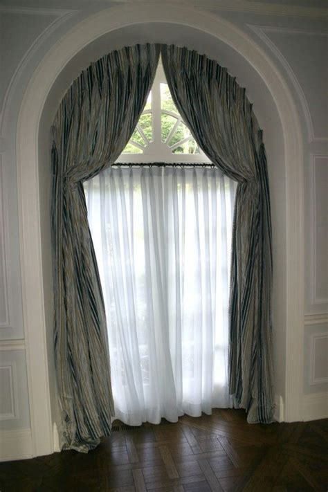 curtains for arch best 25 arched window curtains ideas on pinterest