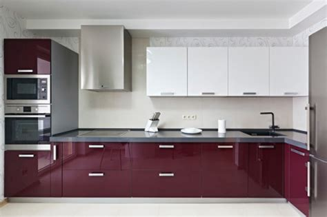 Paint Designs For Kitchen Walls by Popular Kitchen Color Schemes Ranging From Simple To Stunning