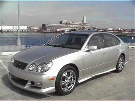 2003 lexus gs 300 overview cargurus