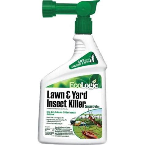 ecologic 32 oz ready to spray lawn insect killer
