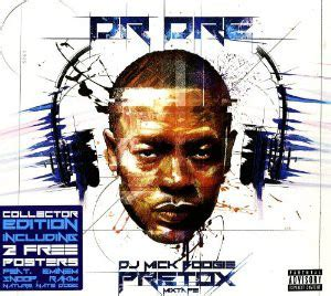 Detox Dr Dre Album Cover by Dr Dre Dj Mick Boogie Pretox Mixtape Cd At Discogs