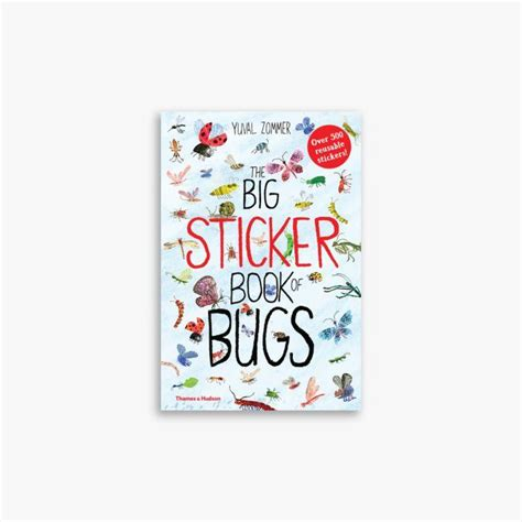 the big book of 0500650675 the big book of bugs amazon co uk yuval zommer barbara taylor 9780500650677 books