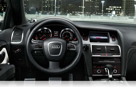 Mmi Audi Q7 Audi Q7 Q7 V12 Mmi Multi Media Interface