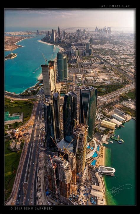 Corniche International by Photograph Abu Dhabi Corniche By Beno Saradzic On 500px
