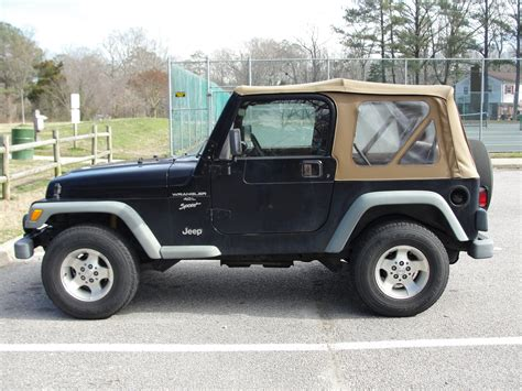 2000 Jeep Tj 2000 Jeep Wrangler Pictures Cargurus