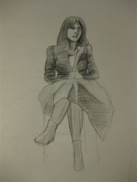 figure drawing diane pascual more clothed figure drawing studies