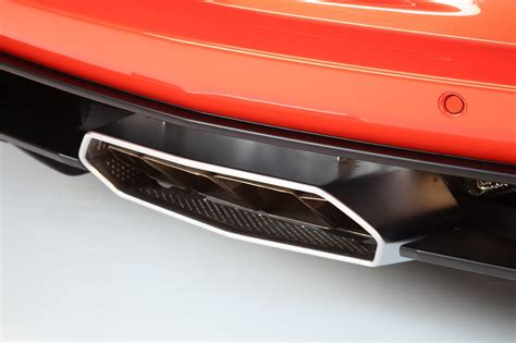 Lamborghini Aventador Exhaust System 07 2012 Lamborghini Aventador Lp700 4 Exhaust The Superslice