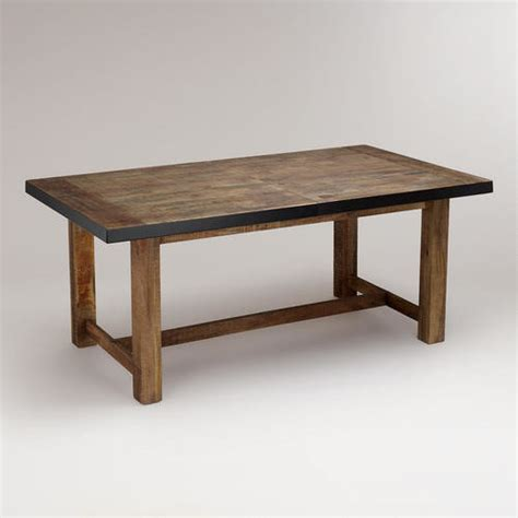 clayton extension table modern dining tables by cost