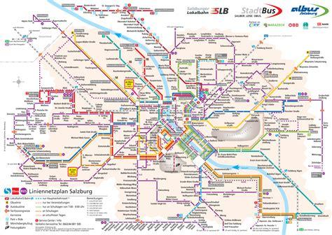 transport for map transport map albus autobusunternehmen