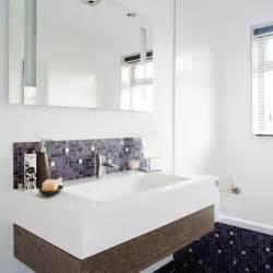 Modern bathroom with mosaic tiles bathroom designs mosaic tiles
